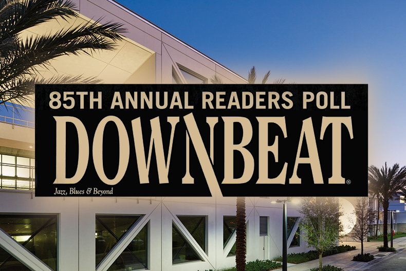 Frost Faculty and Alumni Artists Receive Top Honors by Downbeat Readers Poll