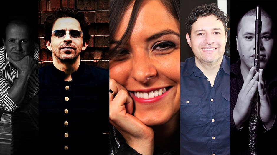 Five Frost Alumni Receive Latin GRAMMYS®