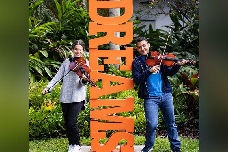 Donna E. Shalala MusicReach Program Launches Music Education Resource Website