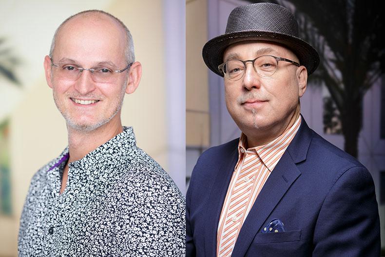 Juraj Kojs and Brian Lynch awarded Knight Foundation grants