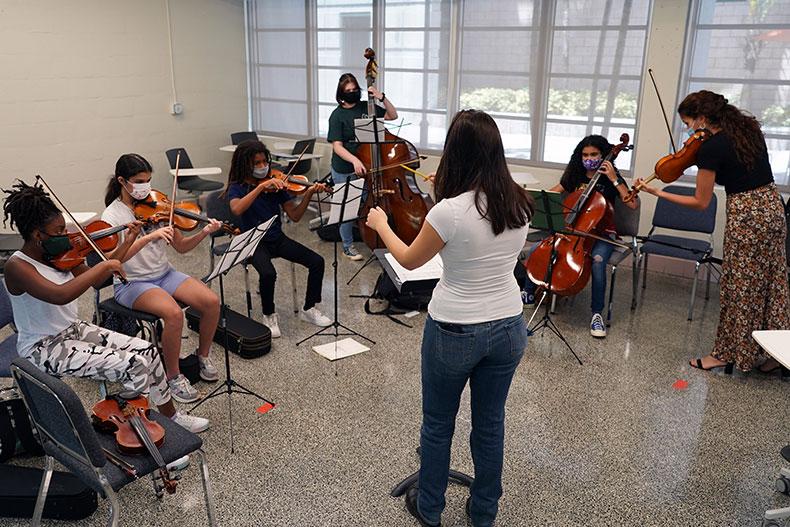 2021 MusicReach Summer Institute is back in-person!