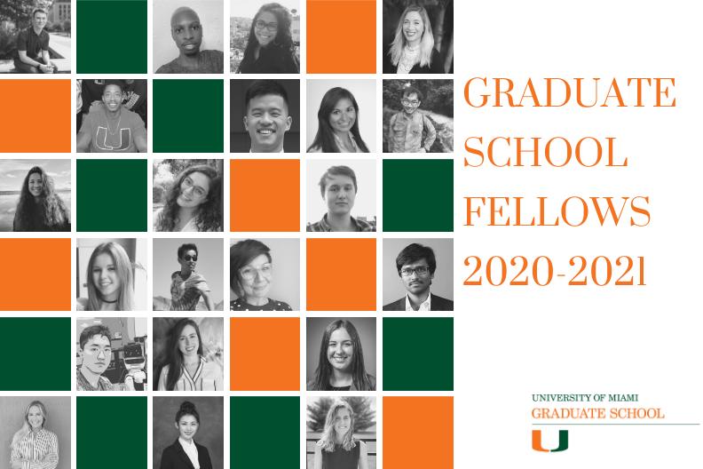 Congratulations to our 2020-2021 fellows!