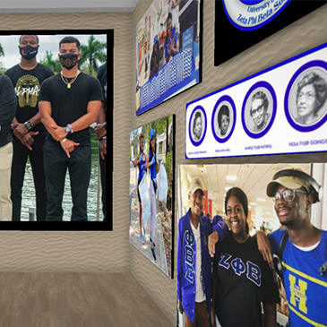 UM student creates virtual museum showcasing rich history of Black leadership