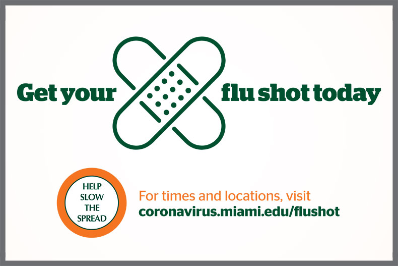 Flu vaccinations mandatory for the University community