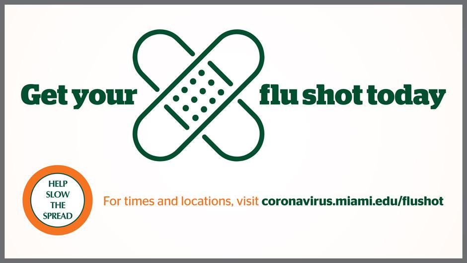 Flu vaccinations mandatory for the University community