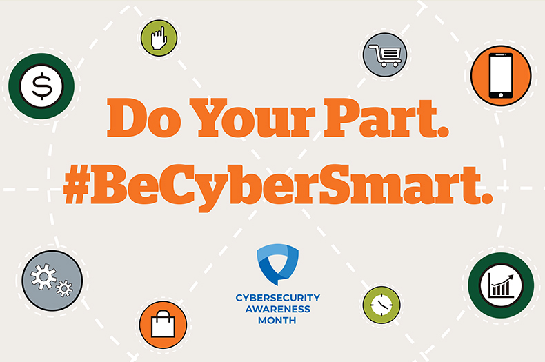 Do your part—be cyber smart
