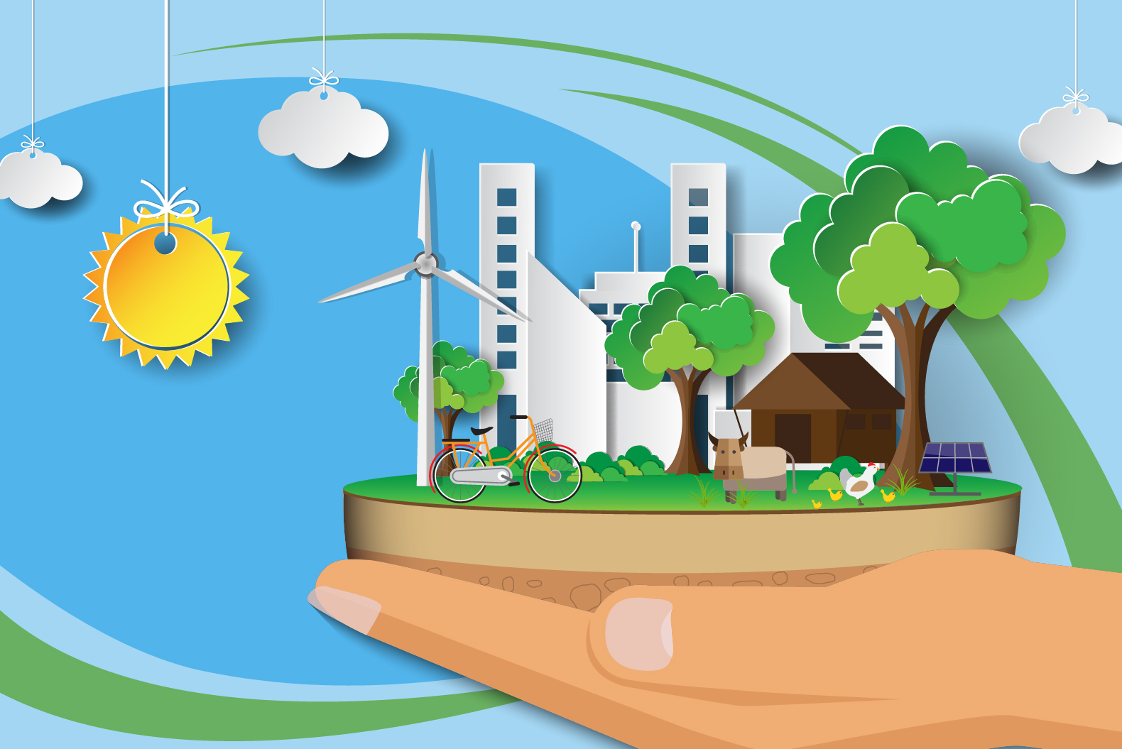 Take the ECO Pledge 2021; small changes can make a big difference