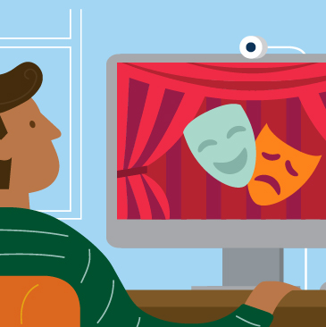 Interactive theater virtually explores diversity, inclusivity