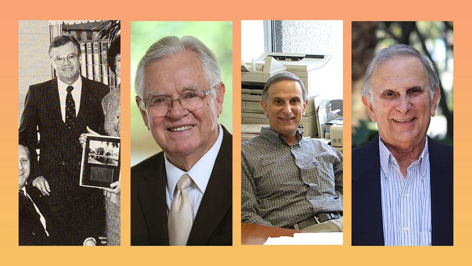 Teaching economics through four decades