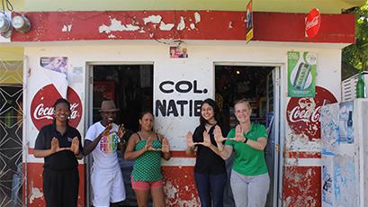 Undergraduates Spend Part of Summer Break Serving the Underserved in Dominican Republic