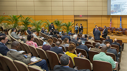 Port Competitiveness and Security in Spotlight at Hemispheric Conference