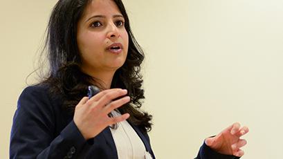 School Works to Address Underrepresentation of Women in Finance