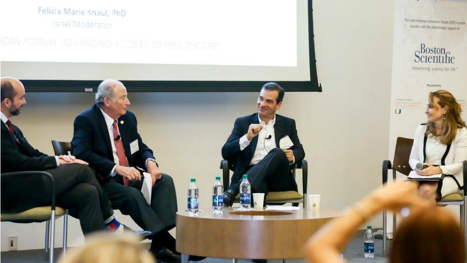 School's Latin American Forum Focuses on Advancing Access to Health Care