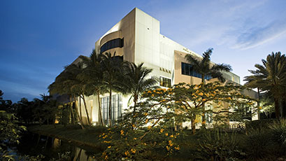 University of Miami hosts CAHME Board