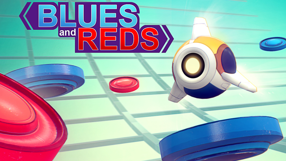 Blues and Reds Mobile Game to Aid Social Science Research on Interactive Behavior