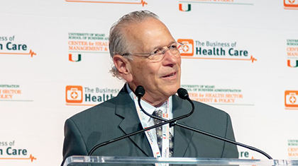 "School's Seventh Annual Business of Health Care Conference Focuses on ""What's Next?"""