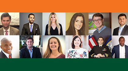 """12 MBS Alums Among """"30 Under 30"""" Honorees"""