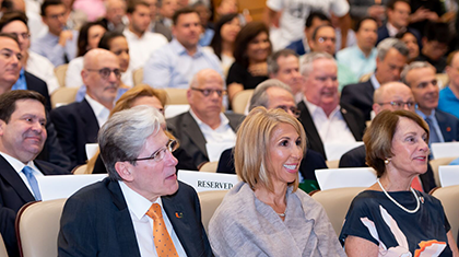 MBS Hosts Inaugural Latin America & Caribbean Conference