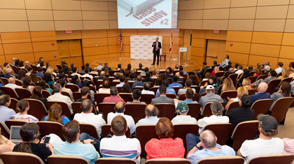 Kellogg's CEO Launches Distinguished Leaders Lecture Series