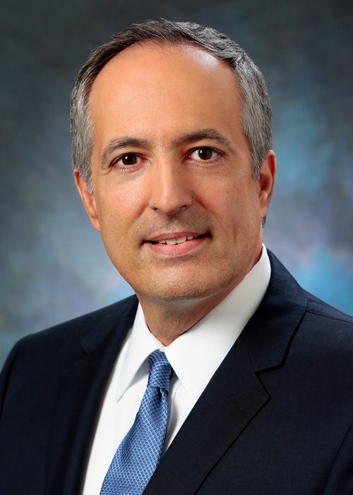 Henry Pujol BBA'89 and MBA'94