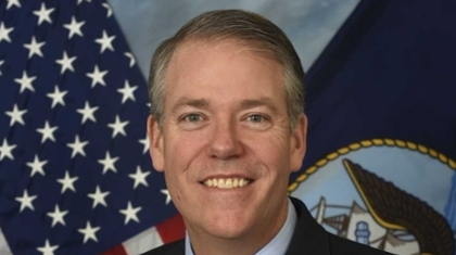 Alumnus Sworn in as Assistant Secretary of the U.S. Navy