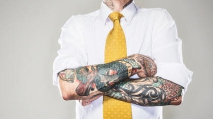 Need a Job? Get a Tattoo, Research Says