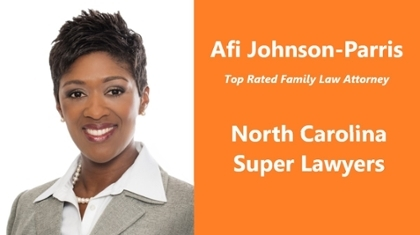 "'94 MBS Alumna Afi Johnson-Parris Recognized as NC ""Super Lawyer"""
