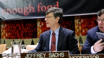 Jeffrey Sachs Endorses MBS's New Master in Sustainable Business