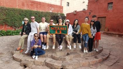 GLOBE Trip Visit to Cerro Verde & Arequipa
