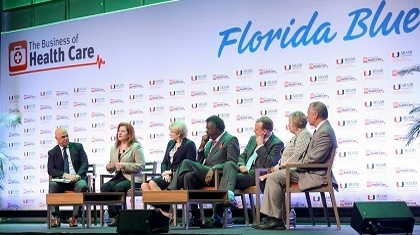 Business of Health Care Conference Focuses on Policies, Technology and People