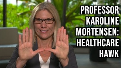 #FacultyFriday Video Spotlights Professor Karoline Mortensen, a Leading Expert in Healthcare Management and Policy