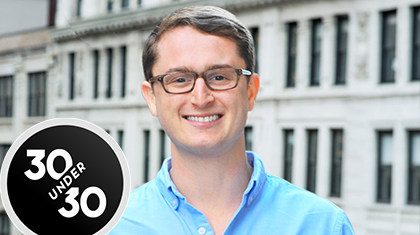 Alumnus Jason Shuman, BBA'13, Named to Forbes 30 Under 30 for VC