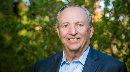 Lawrence Summers named University of Miami Distinguished Presidential Scholar