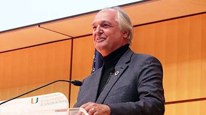 Paul Polman Promotes Sustainable Business and Purpose-Driven Leaders
