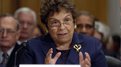 Insights from Congresswoman Donna Shalala on the COVID-19 Pandemic