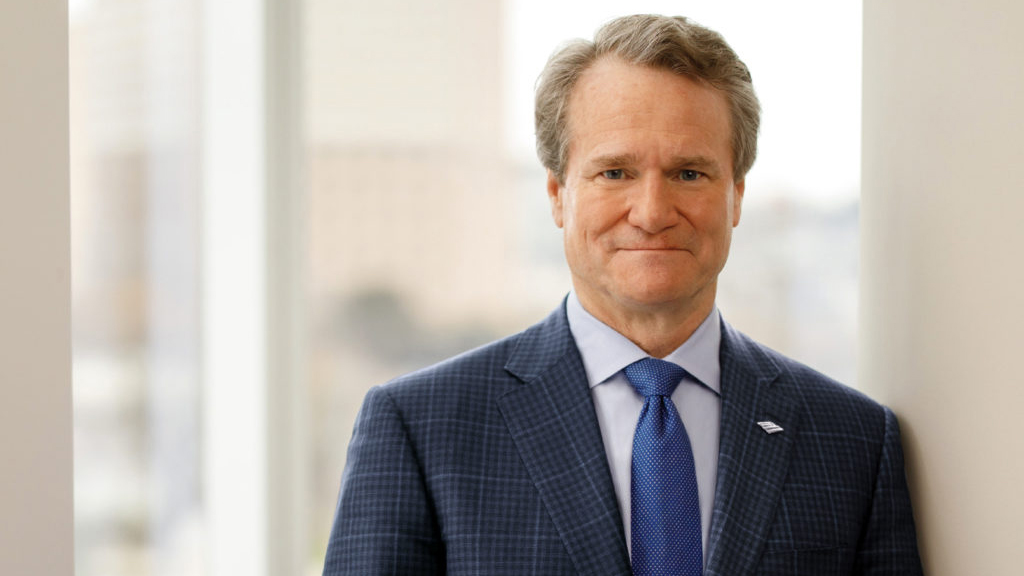 Bank of America CEO: Employee safety highest priority