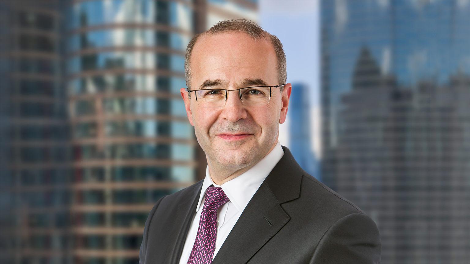 Kevin Sneader, Global Managing Partner McKinsey & Company Inc.