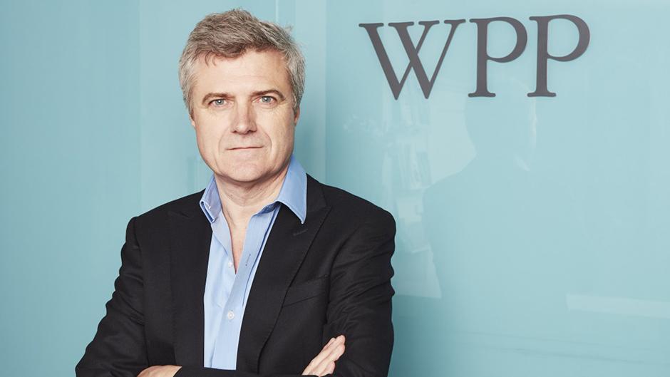 Mark Read, WPP CEO