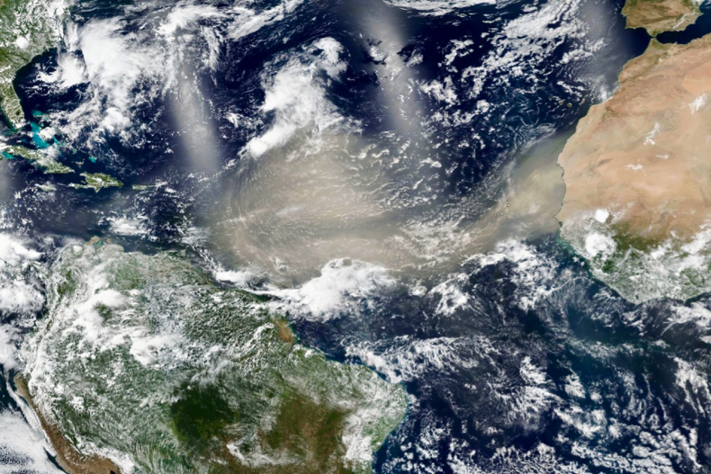 Study quantifies Saharan dust reaching Amazon