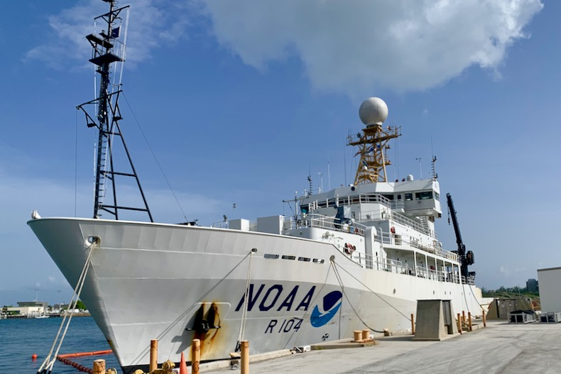 Reaching new depths: ocean acidification research in the Gulf of Mexico