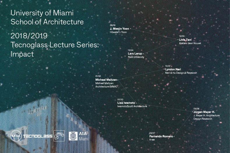 tecnoglass lecture series impact