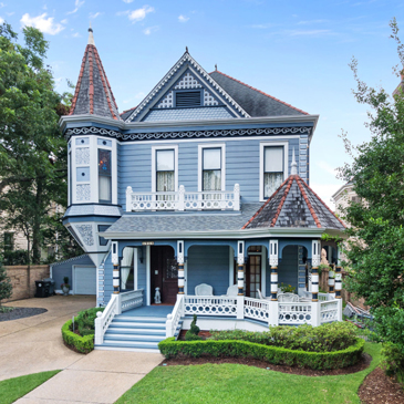 The New Orleans owner meticulously restored the home after purchasing it a decade ago. It is frequently a stop on city tours.Ken Schallenberg