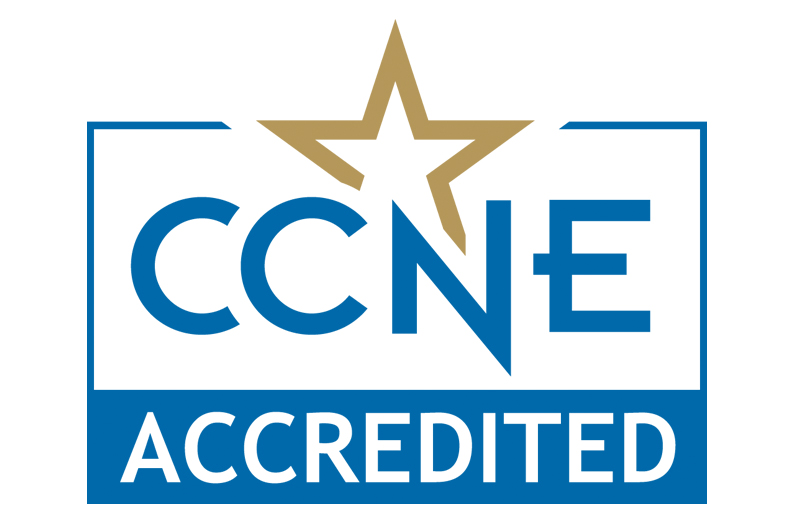 CCNE Accreditation Renewed into 2031